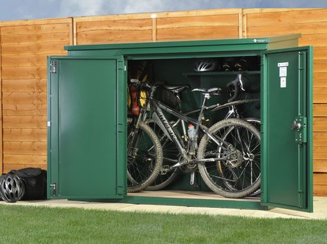 Bike Storage X 3 Police Roved With Images