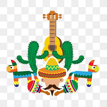 Mexican Celebration Commemorating The 5 Of May Sombrero Clipart Mexican Fiesta Png And Vector With Transparent Background For Free Download Mexican Celebrations Mexican Doll Mexican