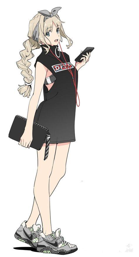 Epingle Par Kngdan Sur Fanart Personnage Kawaii Dessin Manga