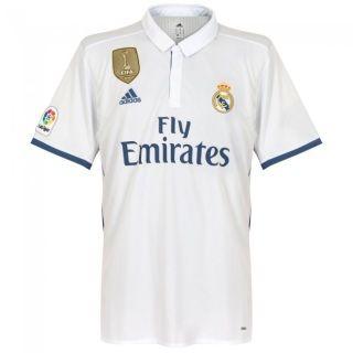 818272797 Real Madrid Home '15-'16 Replica Soccer Jersey (White/Clear Grey) | Real  Madrid Soccer Jerseys | Adidas S12652 | SoccerCorner.com