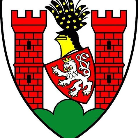 Coat Of Arms Of Spremberg Germany In 2020 Coat Of Arms Germany Arms