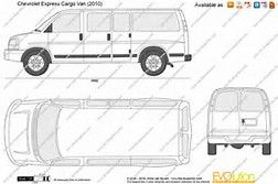 Beautiful Cargo Van Interior Dimensions 13 Chevrolet Express