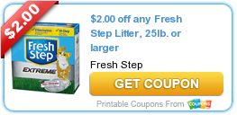 picture relating to Fresh Step Printable Coupon identify Pinterest Пинтерест