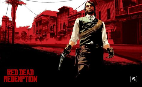 Red Dead Redemption John Marston Hd Wallpaper Red Dead