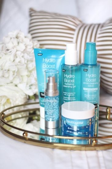 The Best Affordable Skincare Routine Neutrogena S Hydro Boost