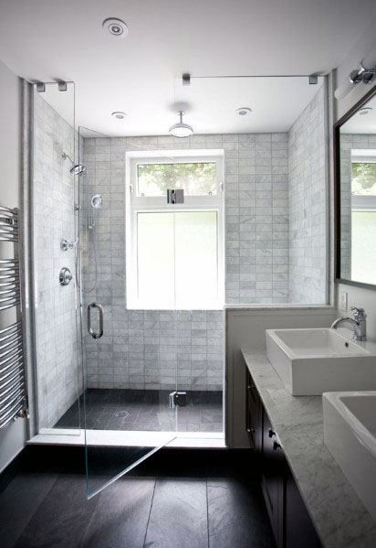 Top 70 Best Shower Window Ideas Bathroom Natural Light With