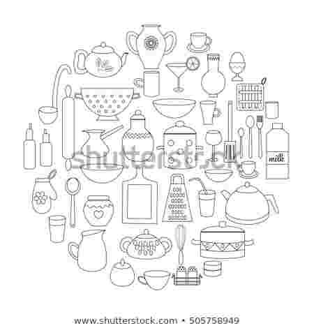 Kitchen Tools Coloring Pages Coloring Pages Coloring Books Christmas Coloring Pages