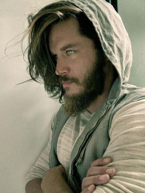 Oh No They Didn't! - Some new outtakes were released for that Travis Fimmel Flaunt magazine photoshoot