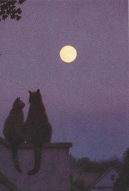 Moon Aesthetic Wallpaper