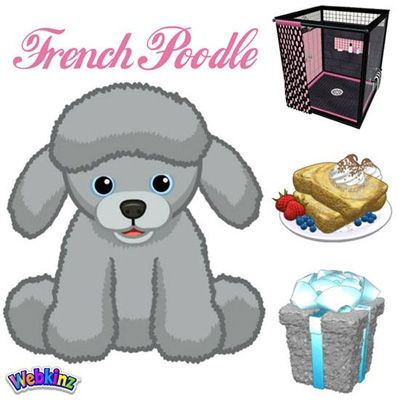 Image Result For Webkinz French Poodle Webkinz French Poodles