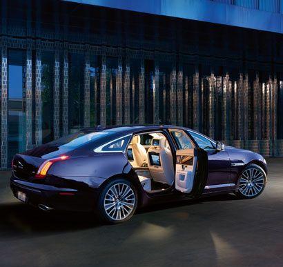 2013 Jaguar XJ - AskMen