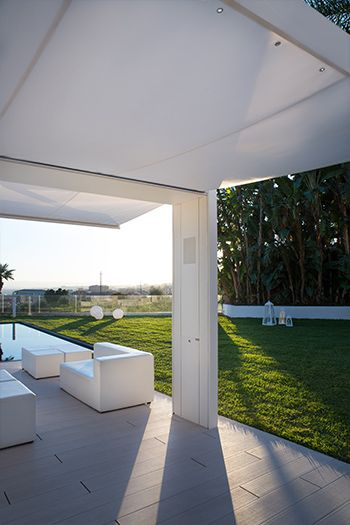 Sun Covering Arc Gate Shade By Unosider Awning Patio Roof Patio