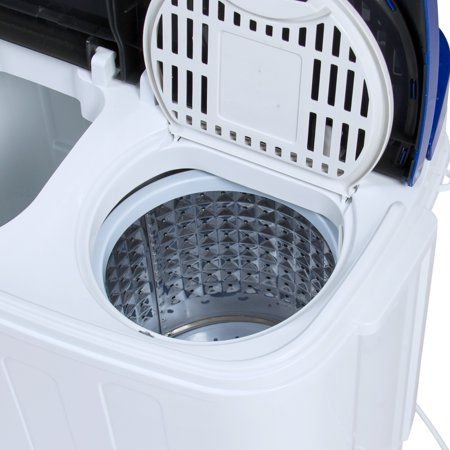 Best Choice Products Portable Compact Mini Twin Tub Washing Machine And Spin Cycle W Hose Walmart Com Mini Washing Machine Laundry Washing Machine Portable Washer