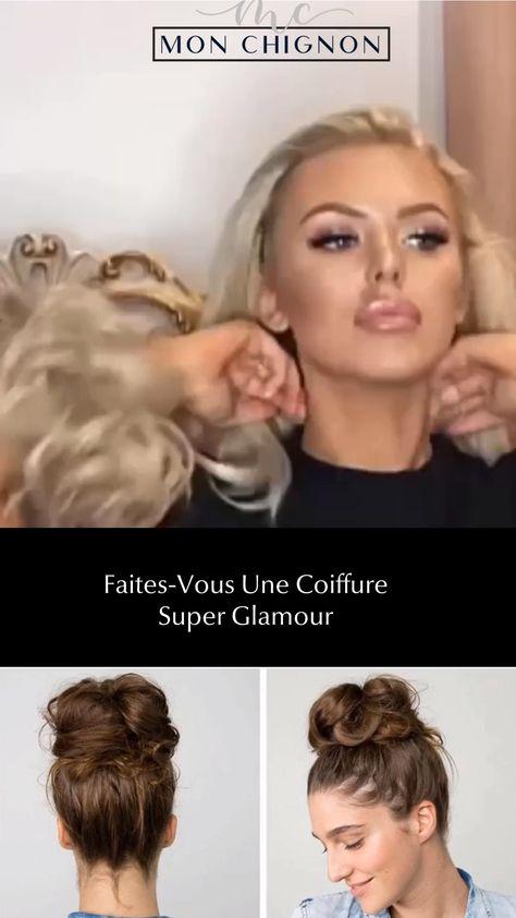 Mon Chignon Video 4 Shopify