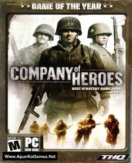 Company Of Heroes 1 Company Of Heroes Free Pc Games Download Hero Games