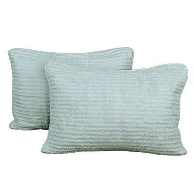 Pair Of Hotel Collection Agate Ivory King Quilted Pillow Shams 240 Hotelcollection Contemporary Quilted Pillow Shams King Quilt Hotel Collection