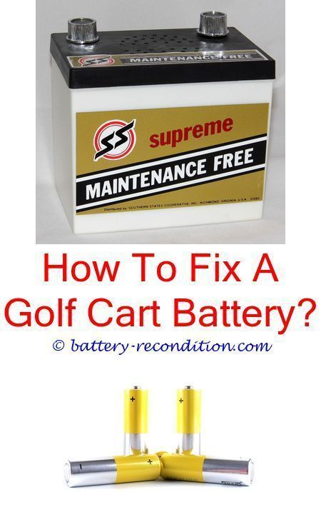 How To Restore A Battery Reconditioning Nicad Batteries Battery Reconditioning Business Fix It Golf Cart Batteries Battery Repair Iphone 4s Battery