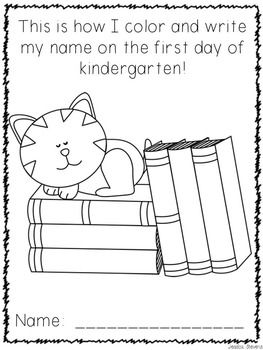 Pre-K, Kindergarten AND First Grade all included!