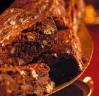 homemade protein brownies... this page also has lots of protein bar recipes  :-)