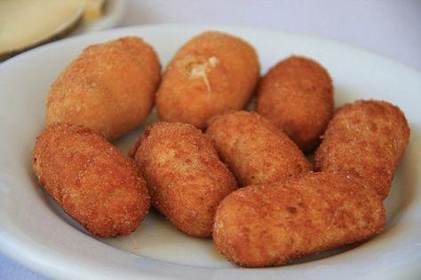 Trucos para hacer la croqueta perfecta | Recetas de Cocina Casera - Recetas fáciles y sencillas