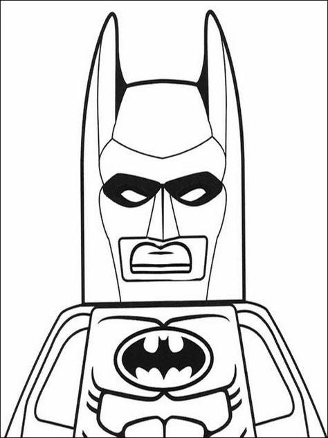 die 36 besten ideen zu lego batman ausmalbilder zum