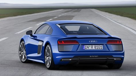 2018 Audi R8 E Tron Electric Supercar | Future Cars Pictures | Pinterest |  Car Pictures And Cars