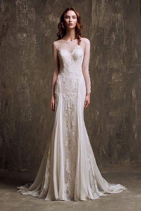 Chic Nostalgia Bisou Bridal Vancouver Bc Wedding Dresses Dresses Wedding Dresses Romantic