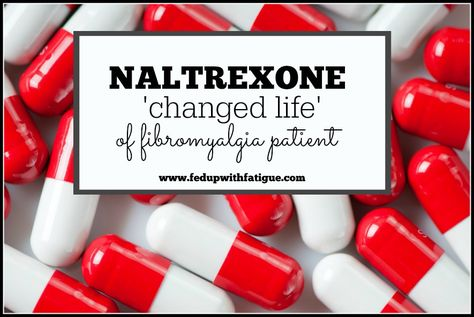 does low dose naltrexone cause fatigue
