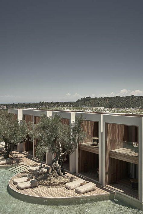 Olea Hotel: Una escapada de lujo en Grecia - Nomadbubbles