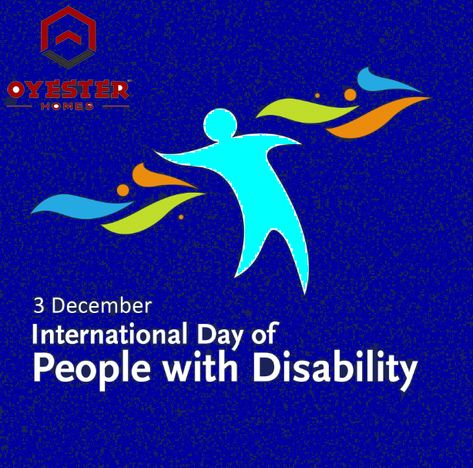 #InternationalDisabilityDay Helping one person might not change the whole world, but it could change the world for one person. #MondayThoughts  #Apartment #RealEstate  #MondayMotivation #Monday #MotivationalMonday  #Motivational #Properties #Motivation #InternationalDisabilityDay