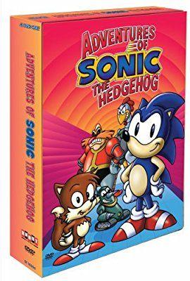 Amazon Com Adventures Of Sonic The Hedgehog Jaleel White Long John Baldry Gary Chalk Movies Tv Sonic The Hedgehog Sonic The Hedgehog 4 Sonic