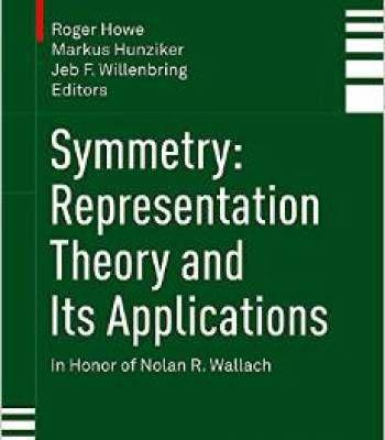 Symmetry Pdf Mathematics Math Books Symmetry