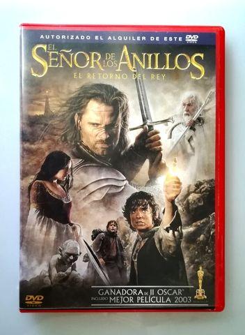 MIL ANUNCIOS.COM SEÑOR DE LOS ANILLOS, El retorno del Rey