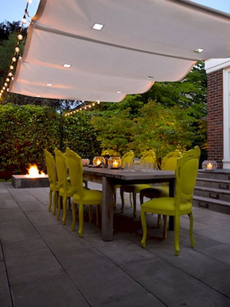 30  Smart DIY Canopy Shade for The Yard or Patio Ideas - Page 4 of 33