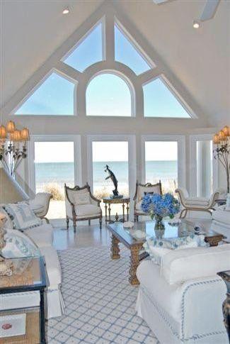 Beach House Interior Color Palette Beach House Decor On A Budget