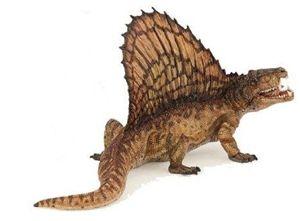 Papo Dimetrodon Prehistoric Reptile Dinosaur Figurine Toy Dinosaur Fantasy World