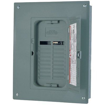 Details About Square D By Schneider Electric Qo Plug On Neutral 125 Amp Main Lugs 24 Space 24 Home Depot Circuit Breaker Cover Electrical Breakers