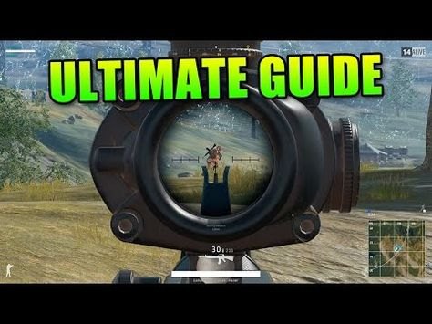 Ultimate Beginners Guide To Playerunknown S Battlegrounds Youtube
