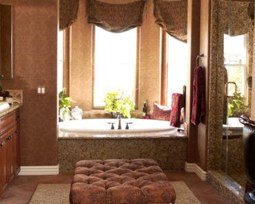 85 mediterranean master bathroom ideas (photos