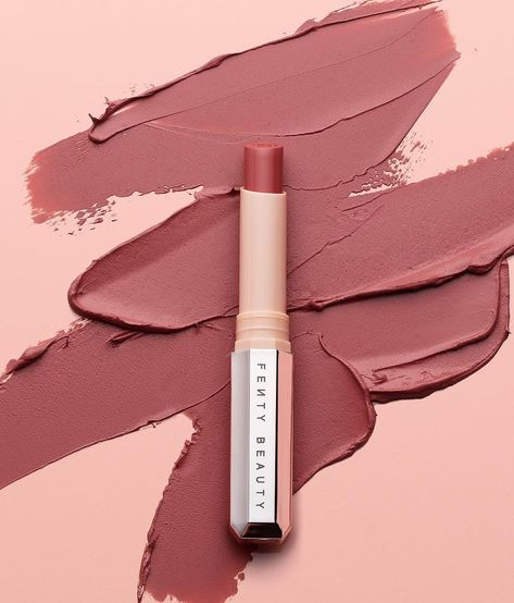 Zamnnnn she #THICC! This sultry mauve #MATTEMOISELLE shade looks good on every skin tone and has a plush-matte finish that leaves lips…