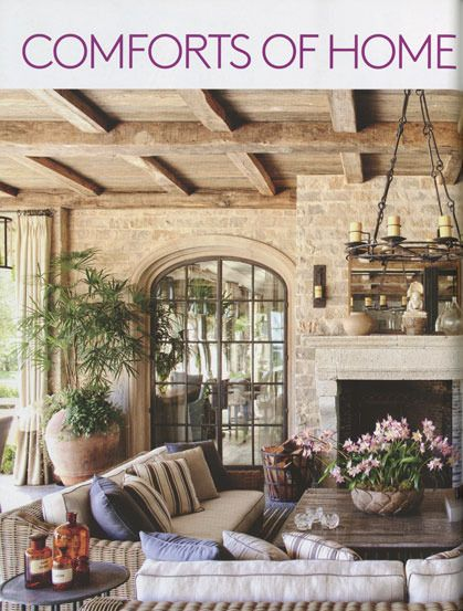 Architectural Digest, October 2013