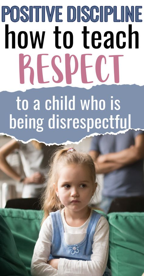 Parenting For Dummies, Kids And Parenting, Teaching Kids Respect, Child Teaching, Learning Activities, Kids Learning, Disrespectful Kids, Respect Parents, Positive Discipline