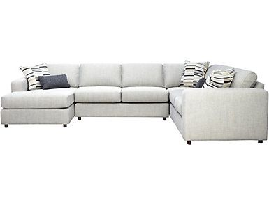 Fabulous Sectional Sofas Sectional Couches With Chaise Art Van Theyellowbook Wood Chair Design Ideas Theyellowbookinfo