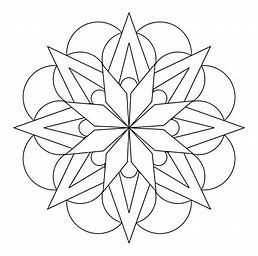 Image Result For Simple Mandala Designs To Print Simple Mandala Design Simple Mandala Mandala Coloring Pages
