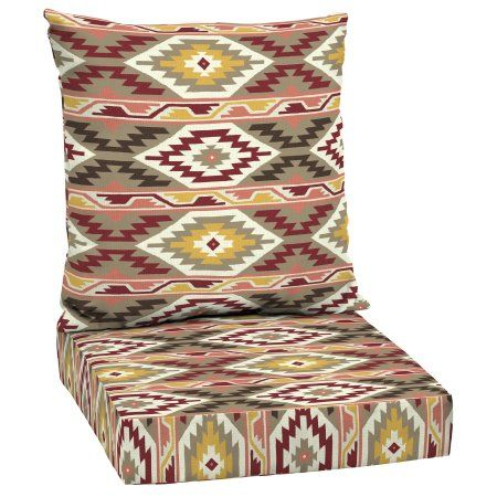 Free Shipping Mainstays Southwest Aztec Outdoor Deep