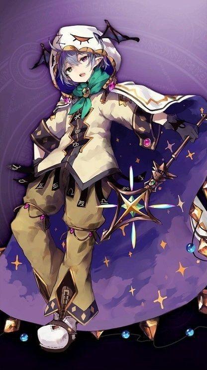 グリムノーツ】星5魔術師マーリンの評価とステータス - Gamerch ...