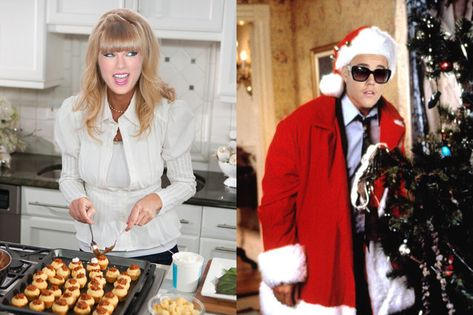 How Your Favorite Celebrities Celebrate Christmas