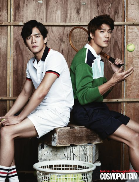 [Photos] Drinking Alone Ha Seok-jin and Park Ha-sun   Ha
