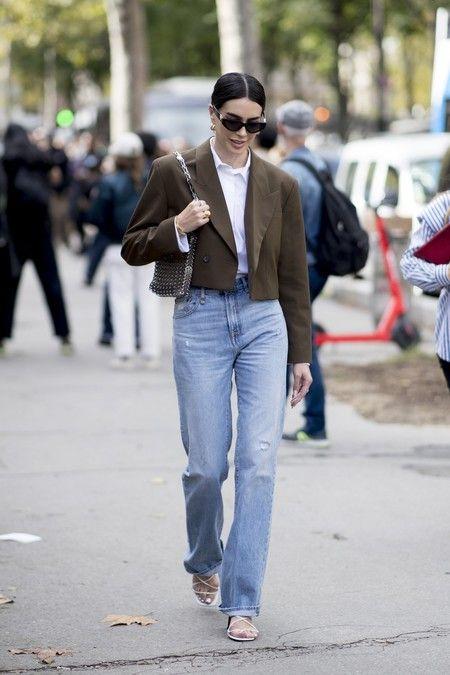 Nueve Ideas Inspiradoras De Chaquetas Para Llevar Con Camisa Según El Street Style стиль и мода наряды модные образы
