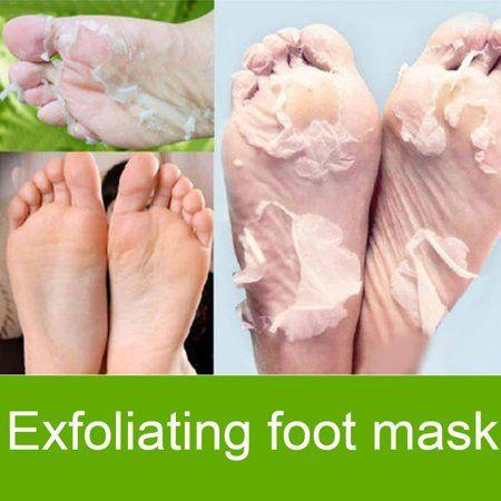 1 Pair Foot Mask Baby Foot Peeling Exfoliate Mask Remove Dead Skin